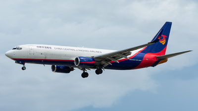 B-220L - Boeing 737-86N(BCF) - Longhao Airlines