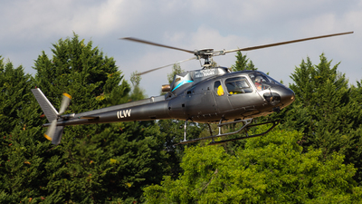 ZK-ILW - Eurocopter AS 350BA Ecureuil - Private