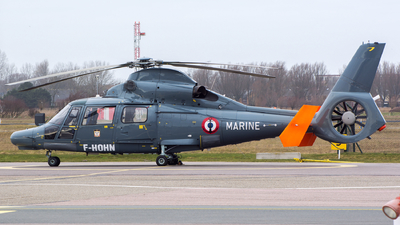 F-HOHN - Eurocopter AS 365N3 Dauphin - France - Navy