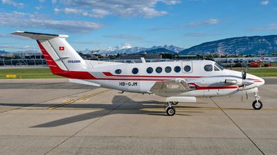 HB-GJM - Beechcraft 200 Super King Air - Air Glaciers