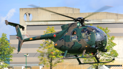 31285 - Kawasaki OH-6D - Japan - Ground Self Defence Force (JGSDF)