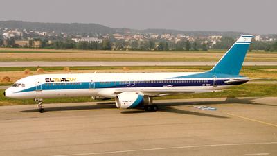 4X-EBM - Boeing 757-258 - El Al Israel Airlines
