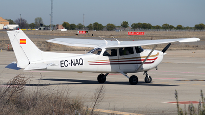 EC-NAQ - Cessna 172S Skyhawk SP - Private