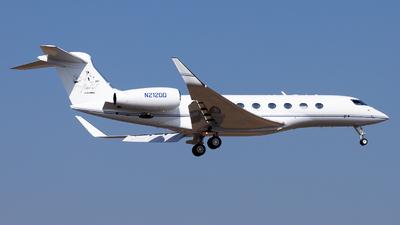 N212DD - Gulfstream G650 - Private
