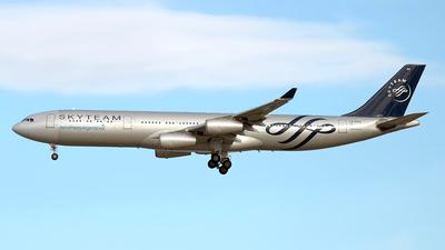 LV-FPV - Airbus A340-313X - Aerolíneas Argentinas