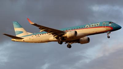 LV-CMB - Embraer 190-100IGW - Austral Líneas Aéreas