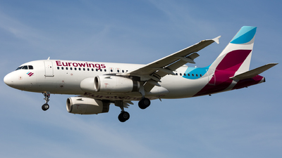 A picture of DAGWL - Airbus A319132 - Eurowings - © Piotr Persona
