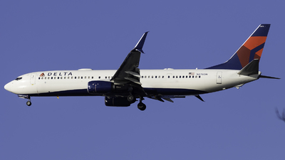 N878DN - Boeing 737-932ER - Delta Air Lines
