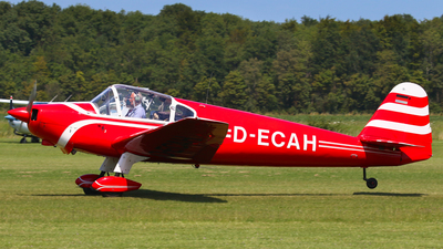 D-ECAH - Klemm Kl-107B - Private
