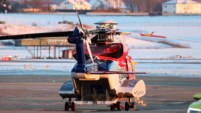 A picture of LNOQU - Sikorky S92A - CHC Helikopter Service - © R.Rimestad