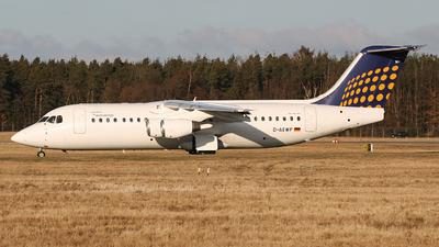D-AEWP - British Aerospace BAe 146-300 - Lufthansa Regional (Eurowings)