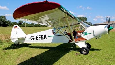G-EFER - Piper PA-18-150 Super Cub - Private