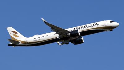 B-58205 - Airbus A321-252NX - Starlux
