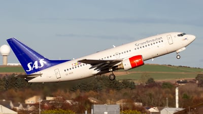A picture of SERER - Boeing 7377BX - SAS - © Ethan Hew - p_nilly