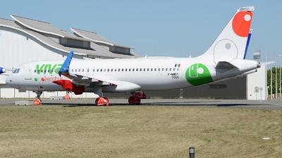 F-WWDY - Airbus A320-271N - VivaAerobus
