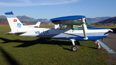 HB-CIY - Reims-Cessna F152 II - Private