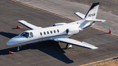 N21UA - Cessna 550 Citation II - Private