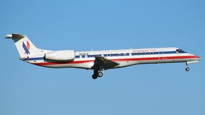 N818AE - Embraer ERJ-140LR - American Eagle (Envoy Air)