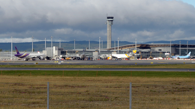 ENGM - Airport - Ramp