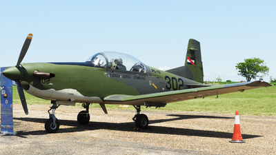 FAU302 - Pilatus PC-7 - Uruguay - Air Force
