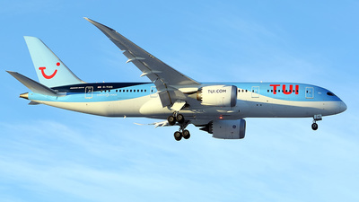 G-TUIG - Boeing 787-8 Dreamliner - Thomson Airways