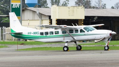 PP-MMS - Cessna 208B Grand Caravan - Brazil - Government of Parana