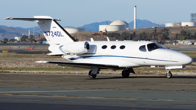 N724DL - Cessna 510 Citation Mustang - Private