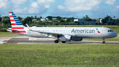 N145AN - Airbus A321-231 - American Airlines