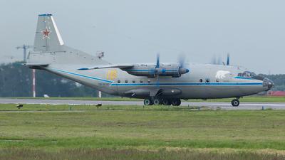 16 - Antonov An-12BK-PPS - Russia - Navy