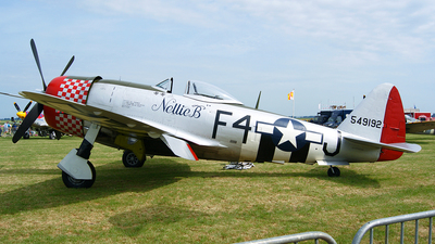 G-THUN - Republic P-47D Thunderbolt - Private