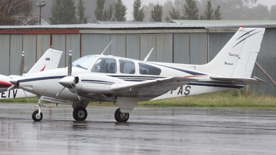 ZS-PAS - Beechcraft 95-B55 Baron - Westline Aviation