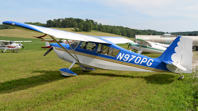 A picture of N970PG -  - [4522000] - © DJ Reed - OPShots Photo Team
