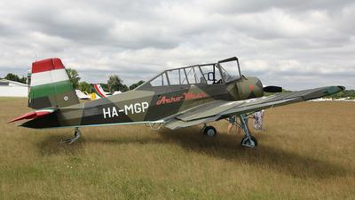 HA-MGP - Let Z-37 Cmelák - Private