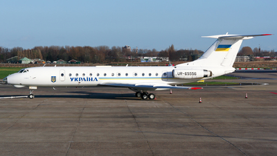 UR-65556 - Tupolev Tu-134A-3 - Ukraine - Government