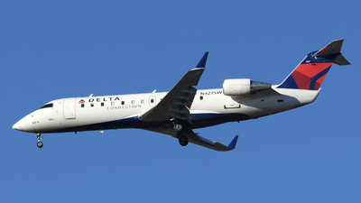 N427SW - Bombardier CRJ-200LR - Delta Connection (SkyWest Airlines)