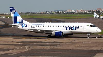 PP-PJD - Embraer 170-200LR - TRIP Linhas Aéreas