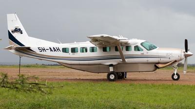 A picture of 5HAAH - Cessna 208B Grand Caravan EX - Auric Air - © Reuben Morison