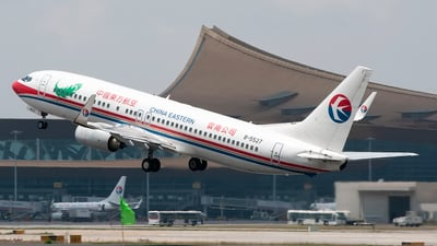 B-5527 - Boeing 737-89P - China Eastern Airlines
