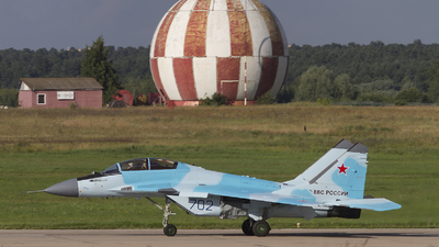 702 - Mikoyan-Gurevich MiG-35 - Russia - Air Force