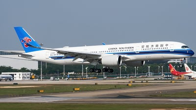 B-309W - Airbus A350-941 - China Southern Airlines