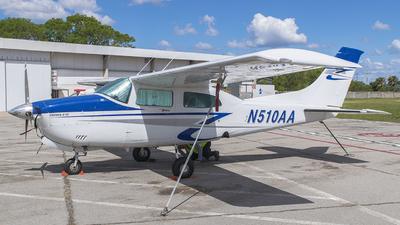 N510AA - Cessna 210N Centurion II - Private