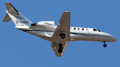 D-IJOA - Cessna 525A CitationJet 2 - Private