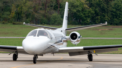 N710ML - Cessna 560 Citation Ultra - Private