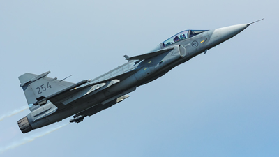 39254 - Saab JAS-39C Gripen - Sweden - Air Force