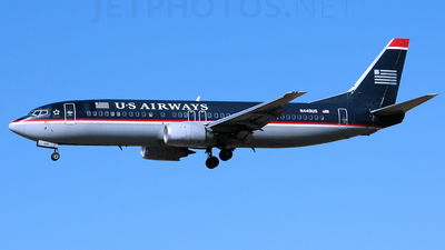 N449US - Boeing 737-4B7 - US Airways