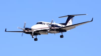 N60WC - Beechcraft B300 King Air 350 - Private