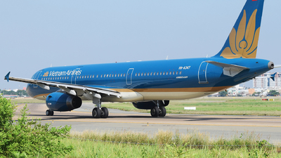 VN-A347 - Airbus A321-231 - Vietnam Airlines