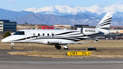 N730GA - Gulfstream G150 - Private