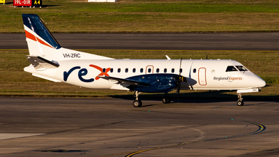 VH-ZRC - Saab 340B - Regional Express (REX)