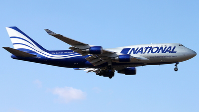 TF-ALF - Boeing 747-428(BCF) - National Airlines (Air Atlanta Icelandic)